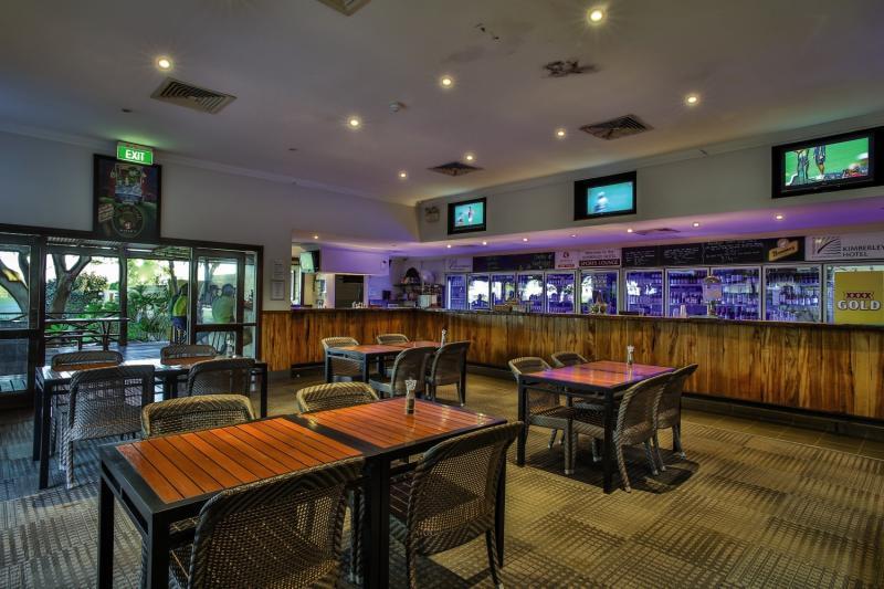 Kimberley Halls Creek Bar