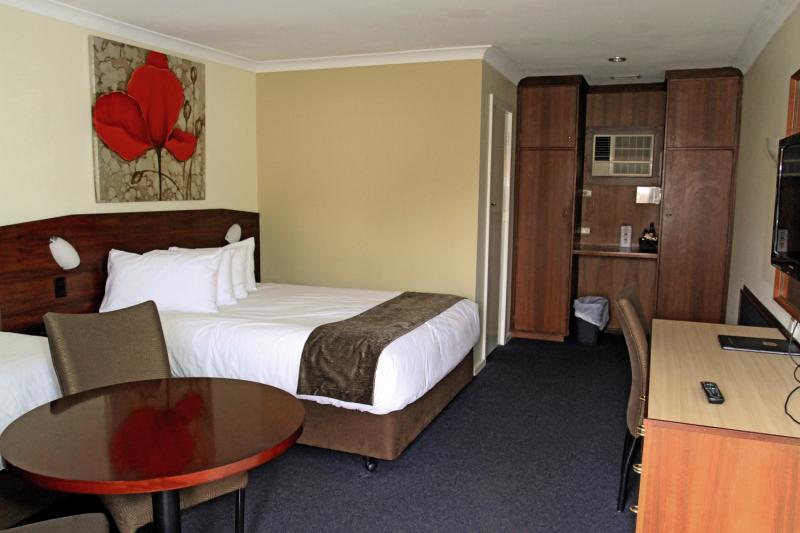 Best Western Hospitality Inn Kalgoorlie Wohnbeispiel