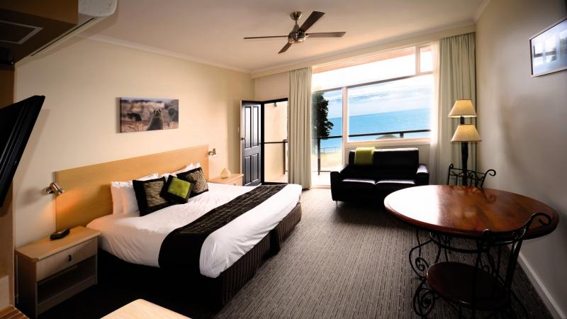 Kangaroo Island Seafront Hotel Wohnbeispiel