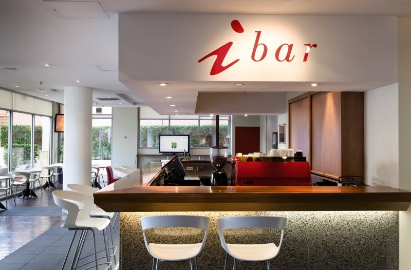 ibis Darling Harbour Lounge/Empfang