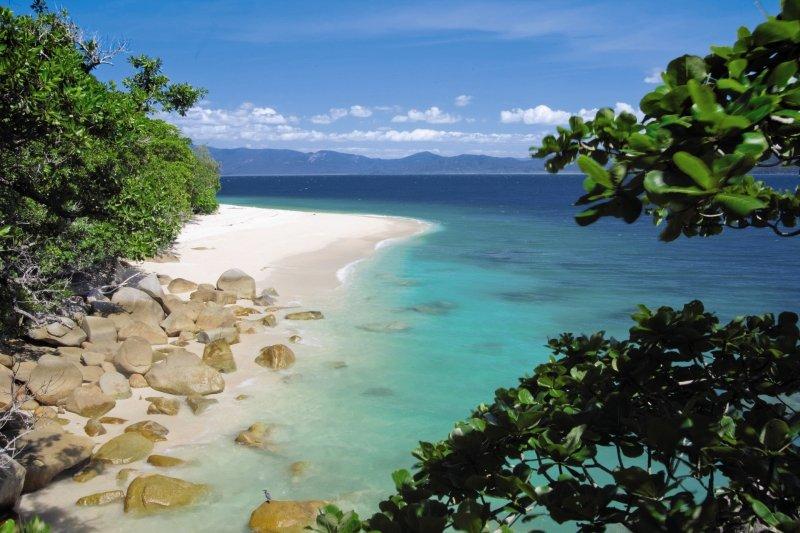 Fitzroy Island Resort Landschaft