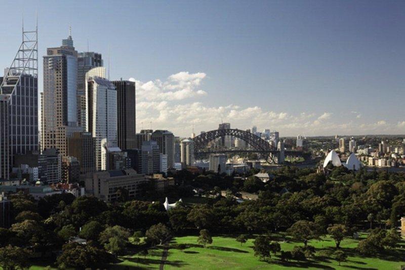 The Sydney Boulevard Stadtansicht