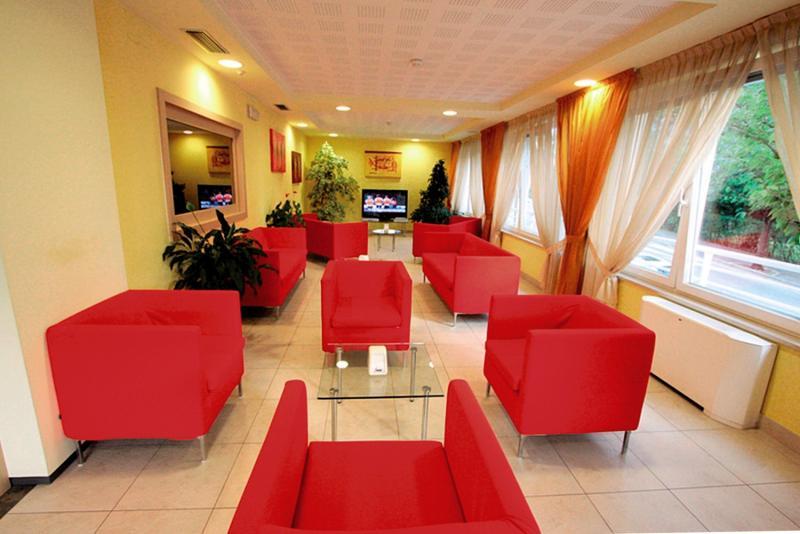 Bio Hotel Elite Lounge/Empfang