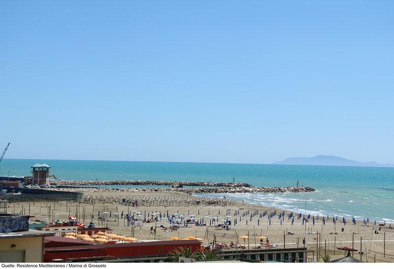 Residence Mediterraneo Strand