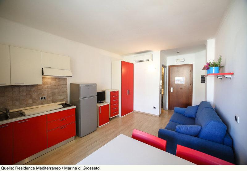 Residence Mediterraneo Wohnbeispiel