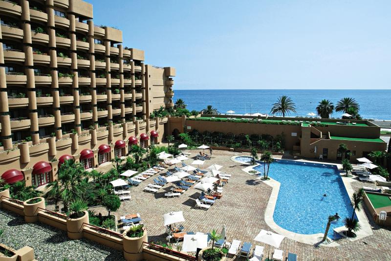 Almunecar Playa Spa Außenaufnahme