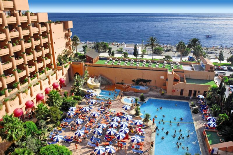 Almunecar Playa Spa Pool