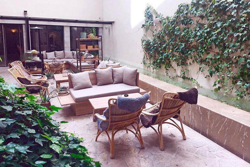 Petit Palace Hotel Tres Terrasse