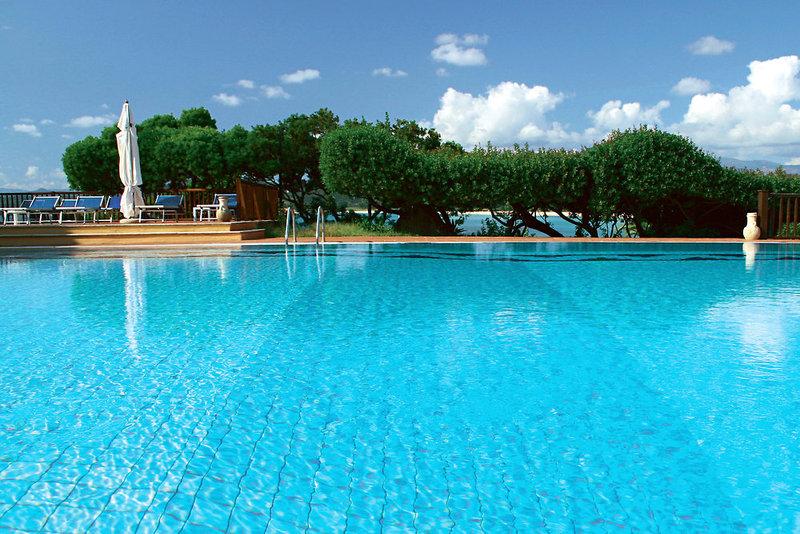 Club Saraceno Pool
