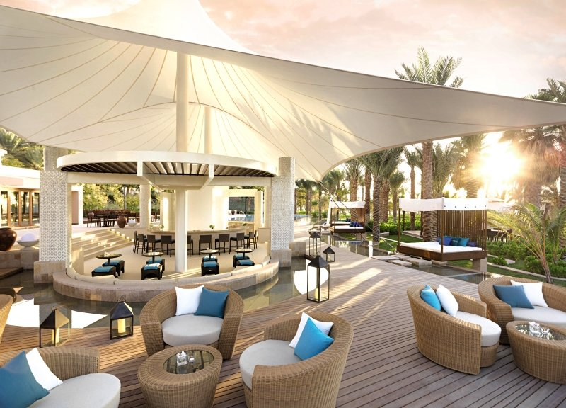 The Ritz-Carlton, Dubai, Jumeirah Beach Bar