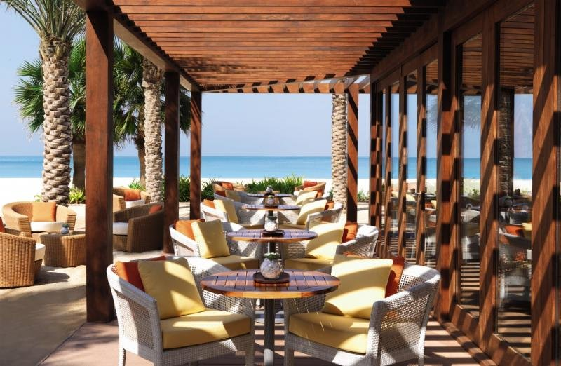 The Ritz-Carlton, Dubai, Jumeirah Beach Terrasse