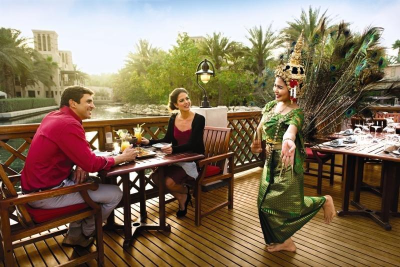 Madinat Jumeirah Resort - Jumeirah Dar Al Masyaf Restaurant