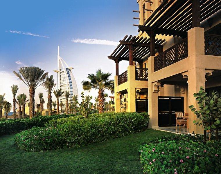 Madinat Jumeirah Resort - Jumeirah Dar Al Masyaf Garten