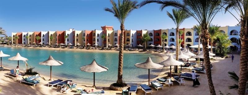 Arabia Azur Resort Terrasse
