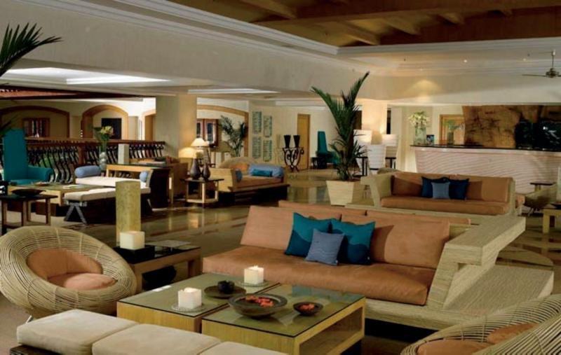 The Zuri White Sands, Goa Resort & Casino Lounge/Empfang
