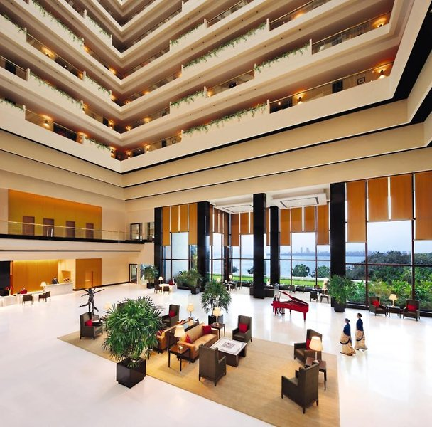 The Oberoi Bombay Lounge/Empfang