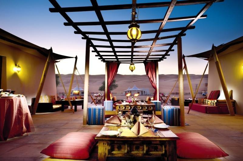 Desert Nights Camp Restaurant