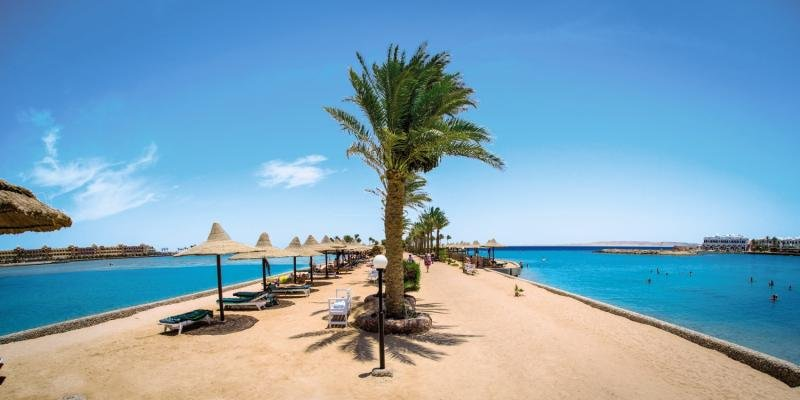 Arabia Azur Resort Strand