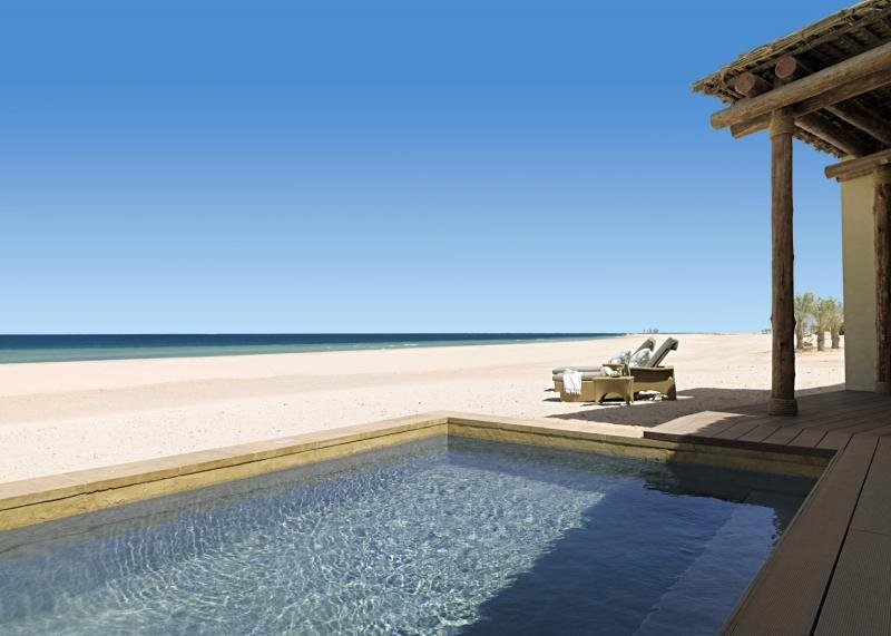 Anantara Sir Bani Yas Island Al Yamm Villa Resort Pool