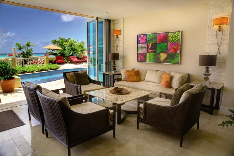Ocean Two Resort & Residences Lounge/Empfang