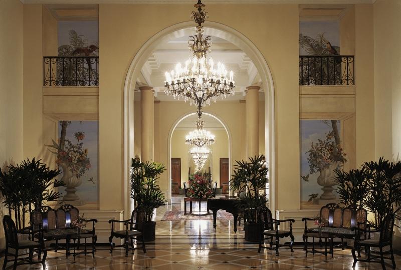Belmond Copacabana Palace Lounge/Empfang