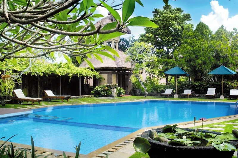 Pertiwi Resort & Spa Pool