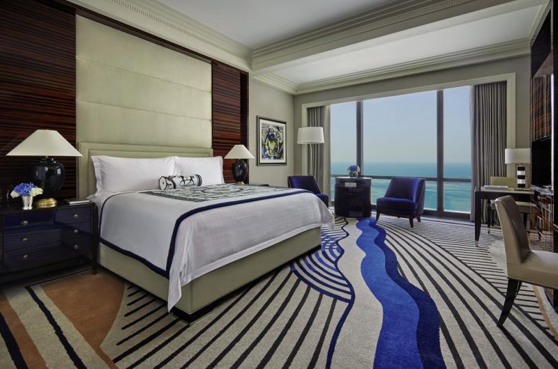 Four Seasons Hotel Bahrain Bay Wohnbeispiel