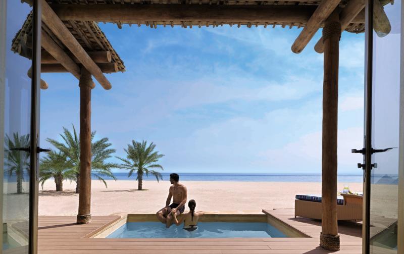 Anantara Sir Bani Yas Island Al Yamm Villa Resort Wellness