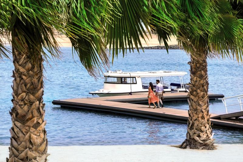 The Ritz-Carlton Ras Al Khaimah, Al Hamra Beach Strand