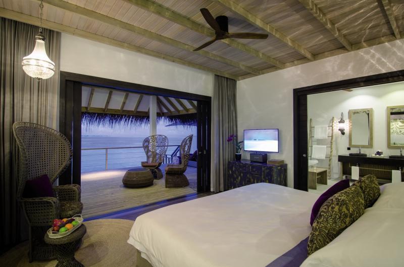 Finolhu Baa Atoll Maledives  Wohnbeispiel