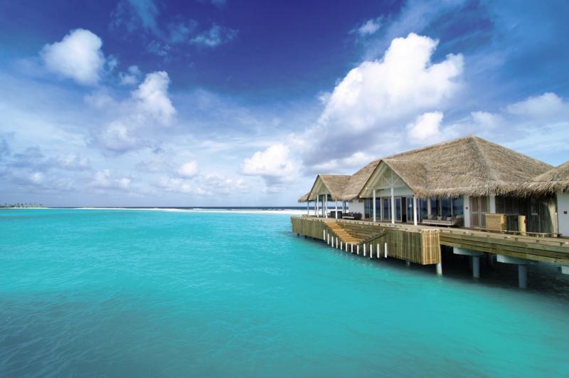 Finolhu Baa Atoll Maledives  Pool