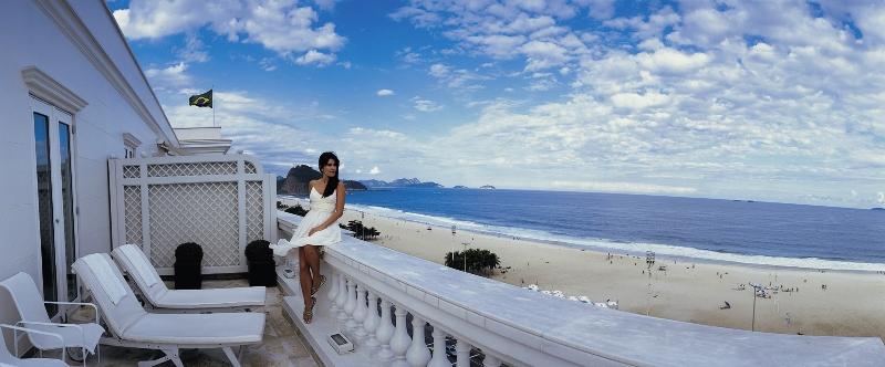 Belmond Copacabana Palace Wohnbeispiel