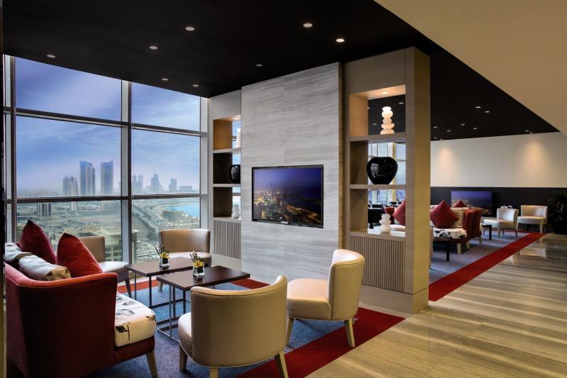 Downtown Rotana Lounge/Empfang