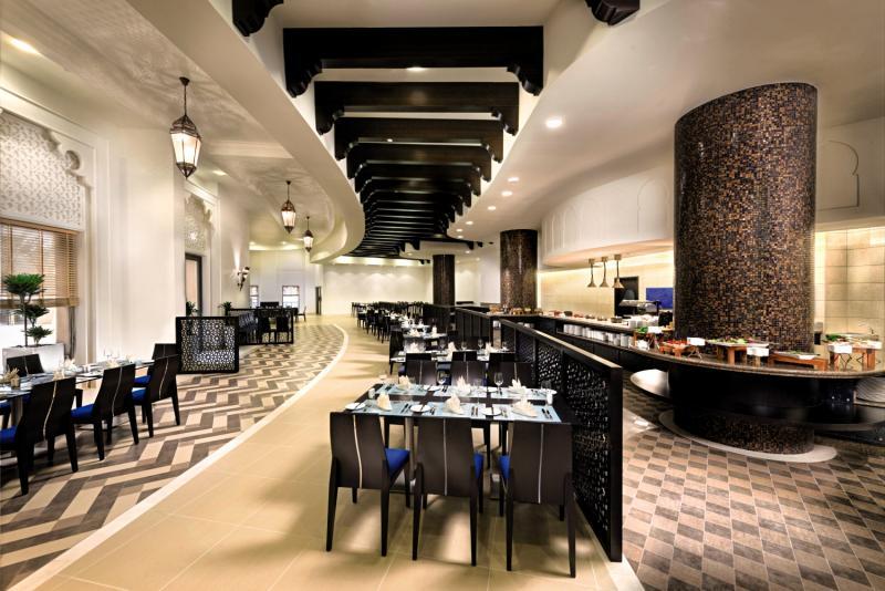 Bahi Ajman Palace Hotel  Restaurant