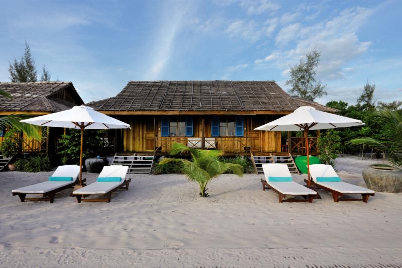 Sok San Beach Resort Strand
