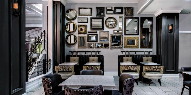 Indigo Dallas Downtown Lounge/Empfang
