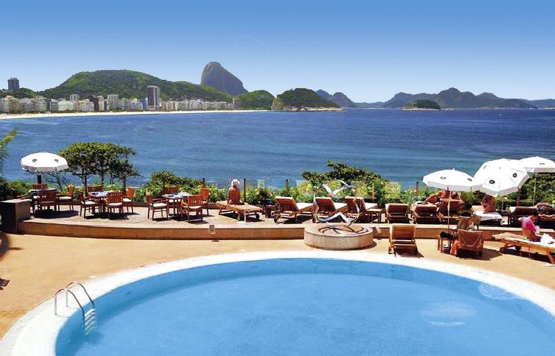 Fairmont Rio de Janeiro Copacabana  Pool