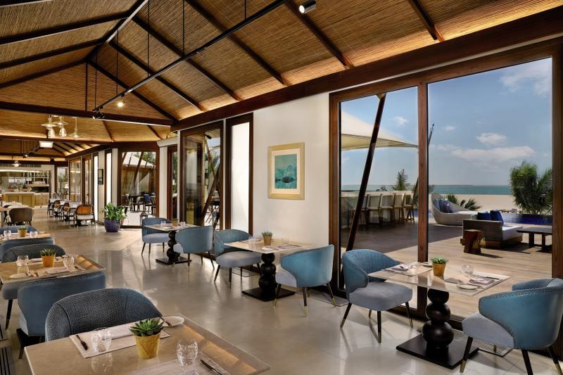 The Ritz-Carlton Ras Al Khaimah, Al Hamra Beach Lounge/Empfang