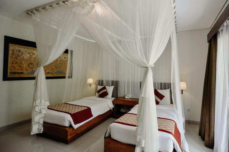 Pertiwi Resort & Spa Wohnbeispiel