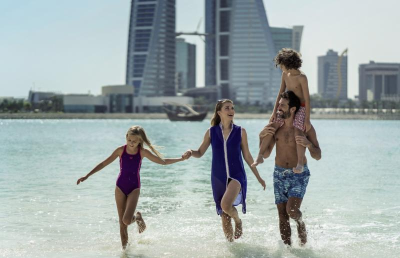 Four Seasons Hotel Bahrain Bay Personen