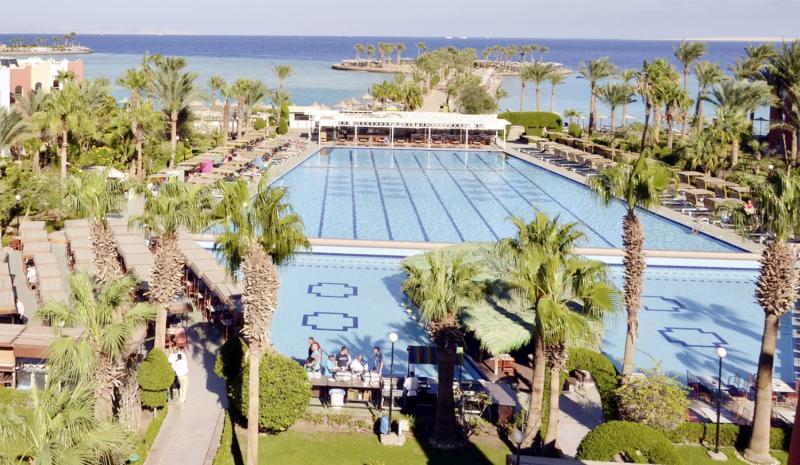 Arabia Azur Resort Pool