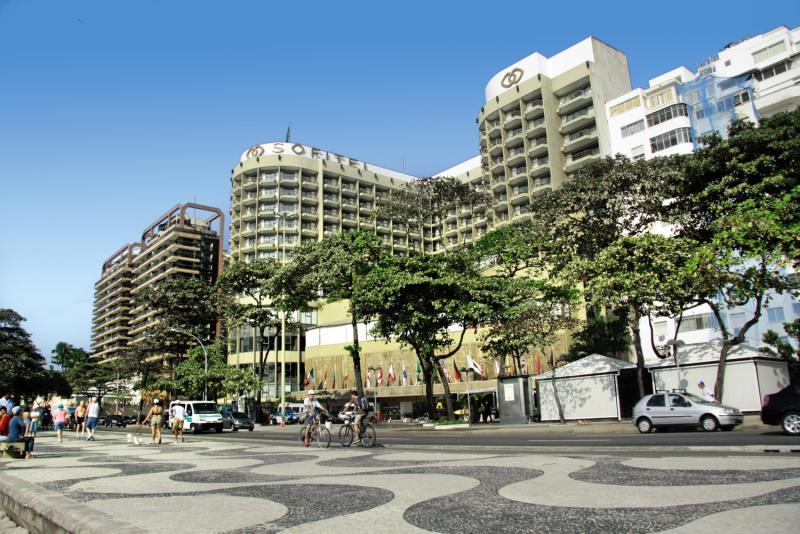 Fairmont Rio de Janeiro Copacabana  Außenaufnahme