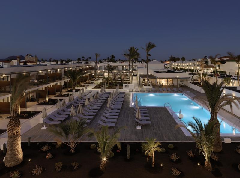 H10 Ocean Dreams - Erwachsenenhotel Außenaufnahme