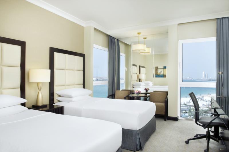 Radisson Blu Hotel & Resort Abu Dhabi Corniche Wohnbeispiel