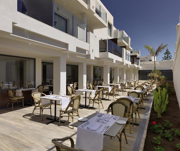 H10 Ocean Dreams - Erwachsenenhotel Terrasse