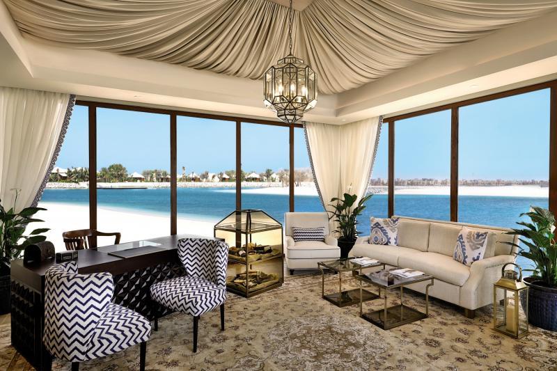 The Ritz-Carlton Ras Al Khaimah, Al Hamra Beach Wellness