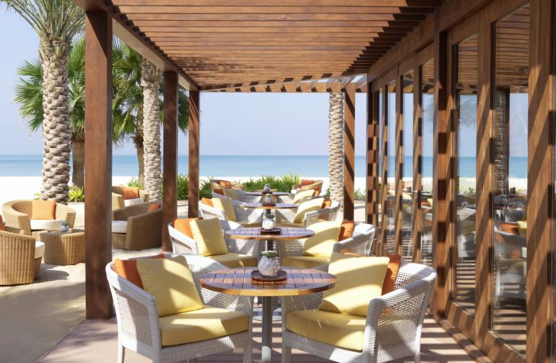 The Ritz-Carlton, Dubai, Jumeirah Beach Restaurant