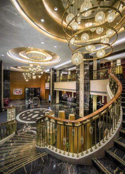 Kun Tai Royal Hotel Lounge/Empfang