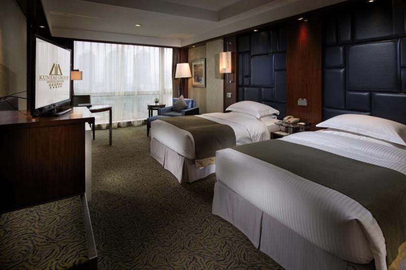Kun Tai Royal Hotel Wohnbeispiel