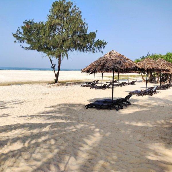 The Zuri White Sands, Goa Resort & Casino Strand